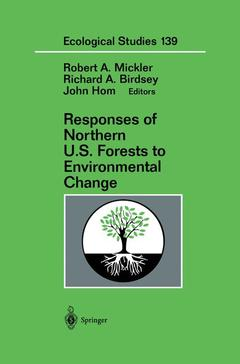 Cover of the book Responses of northern U.S. forests to environmental change (Ecological studiesvol 139)