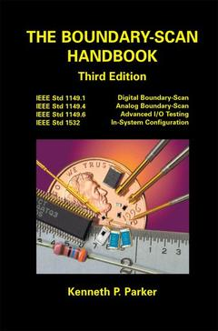 Couverture de l'ouvrage The boundary-scan handbook (3rd ed ) POD