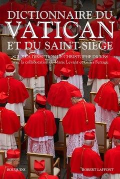 Couverture de l'ouvrage Dictionnaire du vatican
