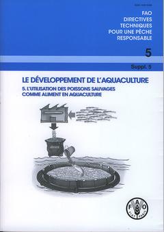 Couverture de l'ouvrage Le développement de l'aquaculture