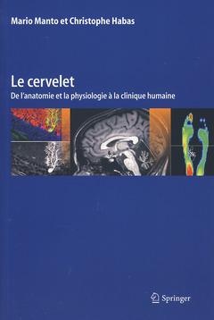 Couverture de l'ouvrage Le cervelet
