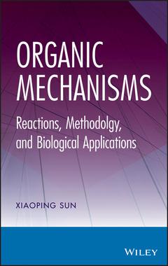 Couverture de l'ouvrage Organic Mechanisms