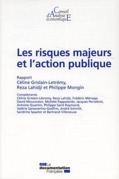 Couverture de l'ouvrage Les risques majeurs et l'action publique