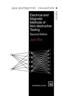 Cover of the book Electrical and magnetic methods of non destructive testing, 2nd ed 1997