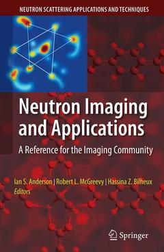 Couverture de l'ouvrage Neutron Imaging and Applications