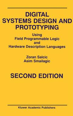 Cover of the book Digital systems design and prototyping using field programmable logic and hardware description languages (2nd Ed. 2000) with CD-Rom