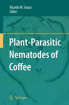 Couverture de l'ouvrage Plant-parasitic nematodes of coffee