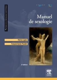 Couverture de l'ouvrage Manuel de sexologie