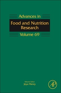 Couverture de l'ouvrage Advances in Food and Nutrition Research