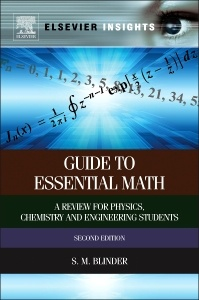 Cover of the book Guide to Essential Math
