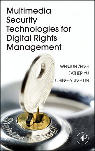 Cover of the book Multimedia Security Technologies for Digital Rights Management