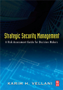 Cover of the book Strategic Security Management