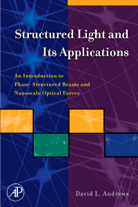 Cover of the book Structured Light and Its Applications