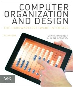 Couverture de l'ouvrage Computer Organization and Design MIPS Edition