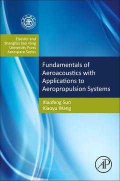 Cover of the book Aeroacoustics: Fundamentals and Applications in Aeropropulsion Systems