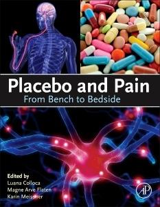 Couverture de l'ouvrage Placebo and Pain