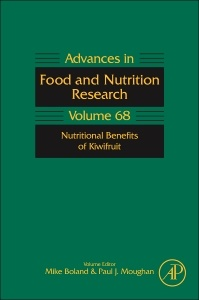 Couverture de l'ouvrage Nutritional Benefits of Kiwifruit