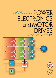 Cover of the book Power Electronics and Motor Drives