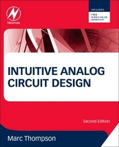 Couverture de l'ouvrage Intuitive Analog Circuit Design