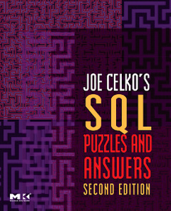 Cover of the book Joe Celko's SQL Puzzles and Answers