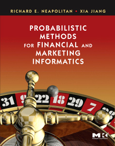 Cover of the book Probabilistic Methods for Bioinformatics
