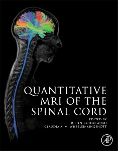 Couverture de l'ouvrage Quantitative MRI of the Spinal Cord