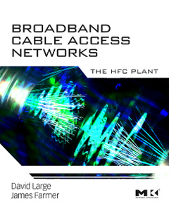 Cover of the book Broadband Cable Access Networks