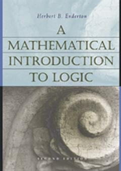Cover of the book A Mathematical Introduction to Logic