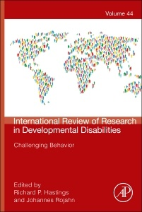 Cover of the book Challenging Behavior