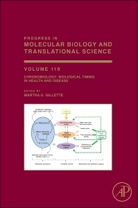 Couverture de l'ouvrage Chronobiology: Biological Timing in Health and Disease