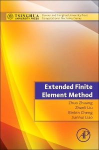 Cover of the book Extended Finite Element Method