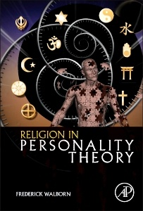 Couverture de l'ouvrage Religion in Personality Theory