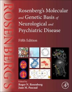 Couverture de l'ouvrage Rosenberg's Molecular and Genetic Basis of Neurological and Psychiatric Disease