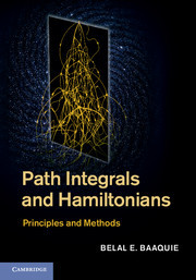 Couverture de l'ouvrage Path Integrals and Hamiltonians
