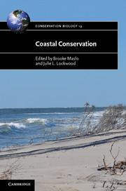Couverture de l'ouvrage Coastal Conservation