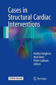 Cover of the book Cases in Structural Cardiac Intervention