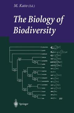 Couverture de l'ouvrage Biology of biodiversity