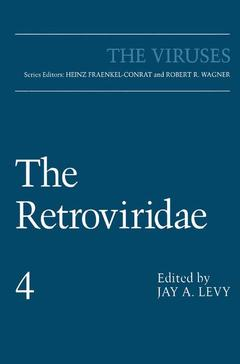 Couverture de l'ouvrage The Retroviridae