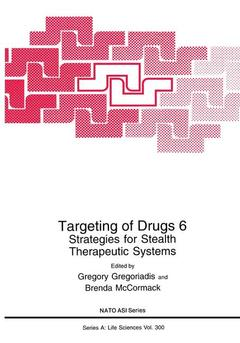 Cover of the book Targeting of drugs and strategies for stealth therapeutic systems