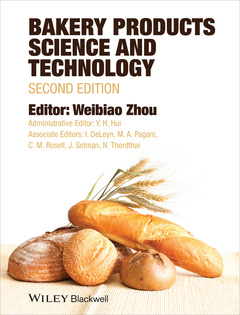 Cover of the book Bakery Products Science and Technology (2nd Ed)
