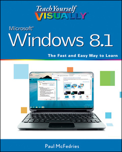 Cover of the book Teach Yourself VISUALLY Windows 8.1