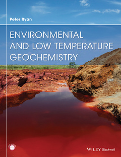 Couverture de l'ouvrage Environmental and Low Temperature Geochemistry