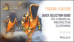 Couverture de l'ouvrage Quick Selection Guide to Chemical Protective Clothing