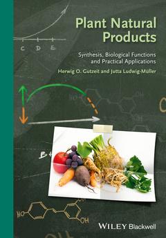 Couverture de l'ouvrage Plant Natural Products