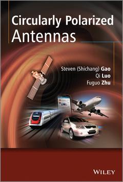Couverture de l'ouvrage Circularly Polarized Antennas