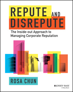Cover of the book Repute and Disrepute