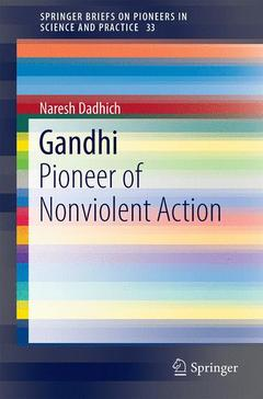 Cover of the book Gandhi
