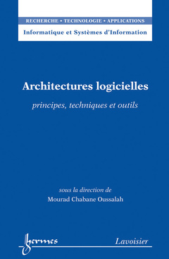 Cover of the book Architectures logicielles
