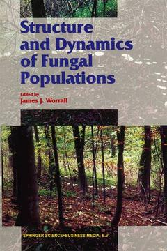 Cover of the book Structure and dynamics of fungal populations (population & community biology series, vol. 25)