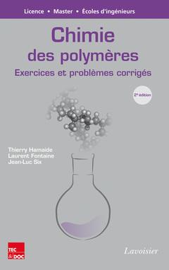 Couverture de l'ouvrage Chimie des polymères